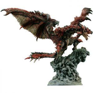 Monster Hunter: Capcom Figure Builder Creator's Model Fire Wyvern Rathalos