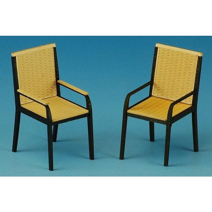 1/24 Rattan Chair