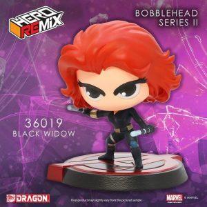 Bobblehead Series Avengers: Black Widow