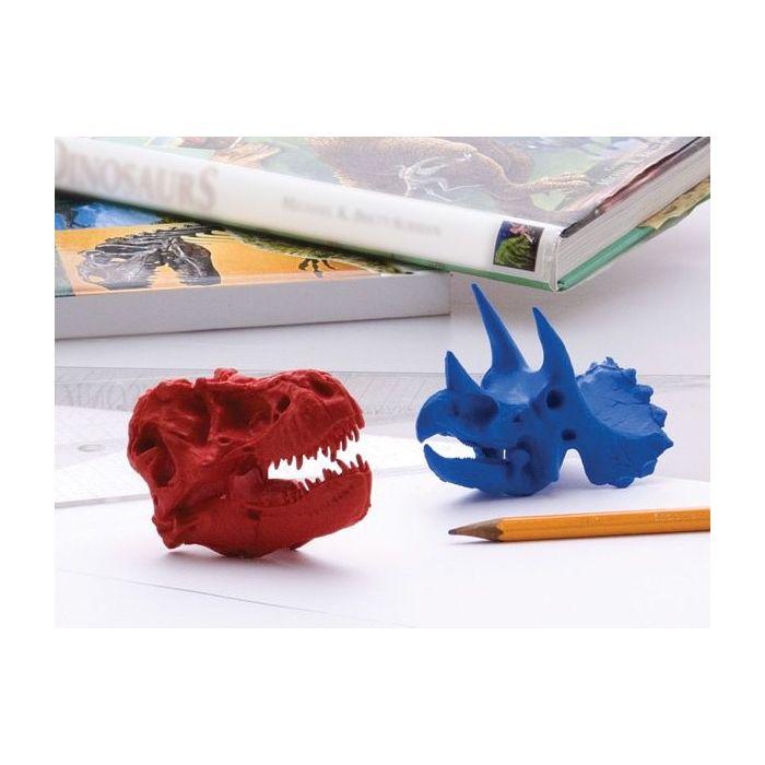 Dino-Keshi Triceratops Blue