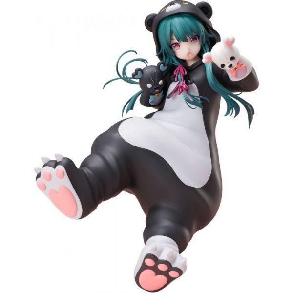 1/7 Kuma Kuma Kuma Bear Yuna Figure