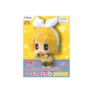 Hatsune Miku Series: Hikkake Figure Petit 2 A Kagamine Rin