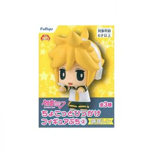 Hatsune Miku Series: Hikkake Figure Petit 2 B Kagamine Len