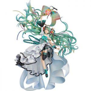1/7 Character Vocal Series 01 Hatsune Miku: Hatsune Miku Memorial Dress Ver. PVC