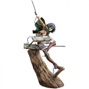 1/8 ARTFX J Attack on Titan Mikasa Ackerman Renewal Package Ver. Figure