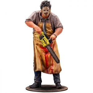 1/6 ARTFX Leather Face The Texas Chainsaw Massacre