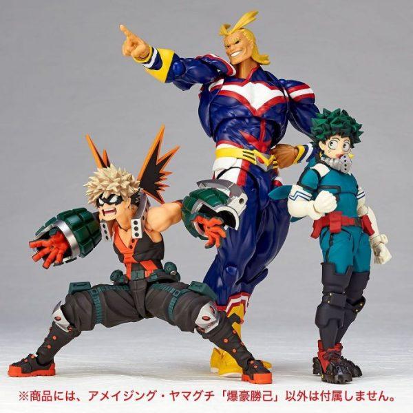Amazing Yamaguchi No.022 Katsuki Bakugo