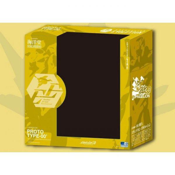 Evangelion Evolution EV010S Evangelion Unit00