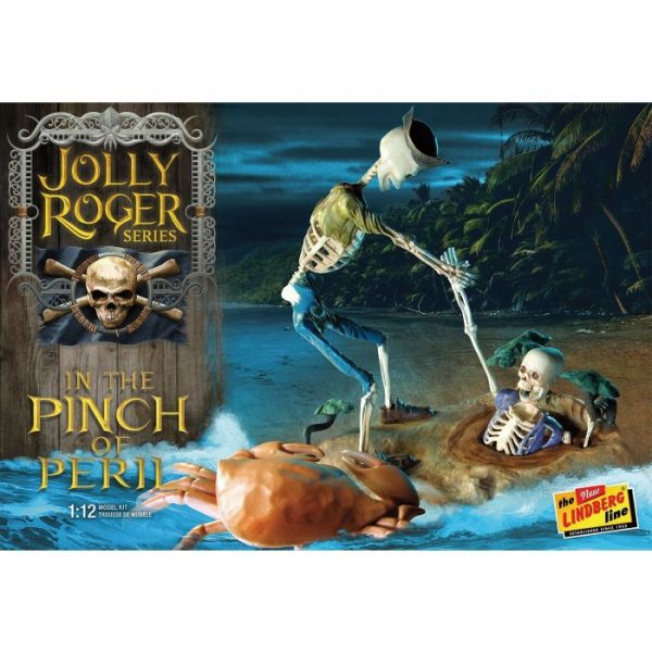 1/12 Jolly Roger Series: In the Pinch of Peril