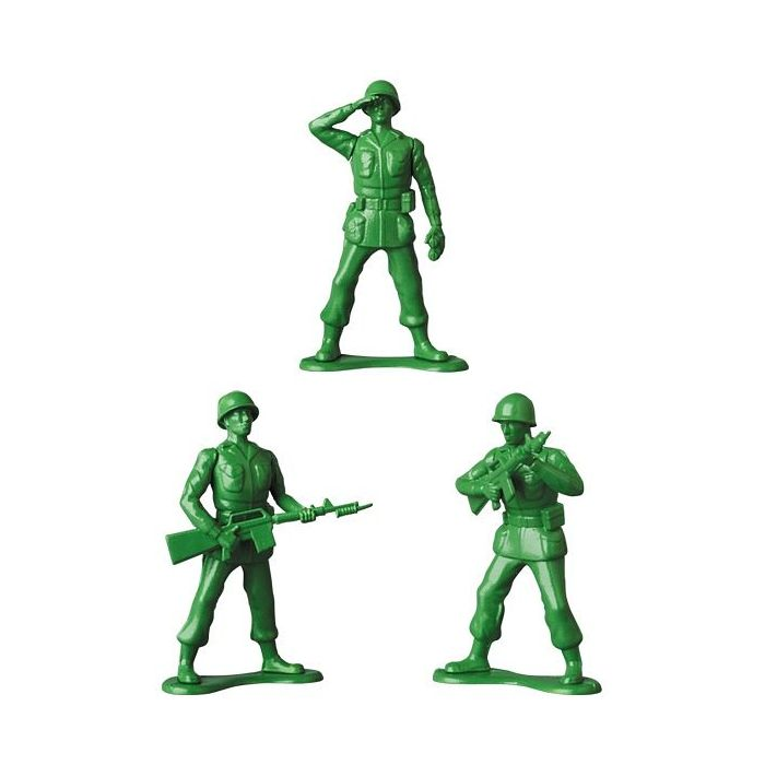 UDF Toy Story: Green Army Men