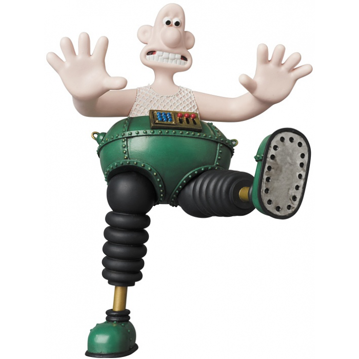 UDF Wallace and Gromit  Wallace w/Techno Trousers