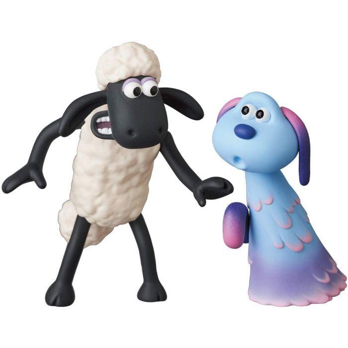 UDF A Shaun the Sheep Movie: Farmageddon Shaun & Lu-La