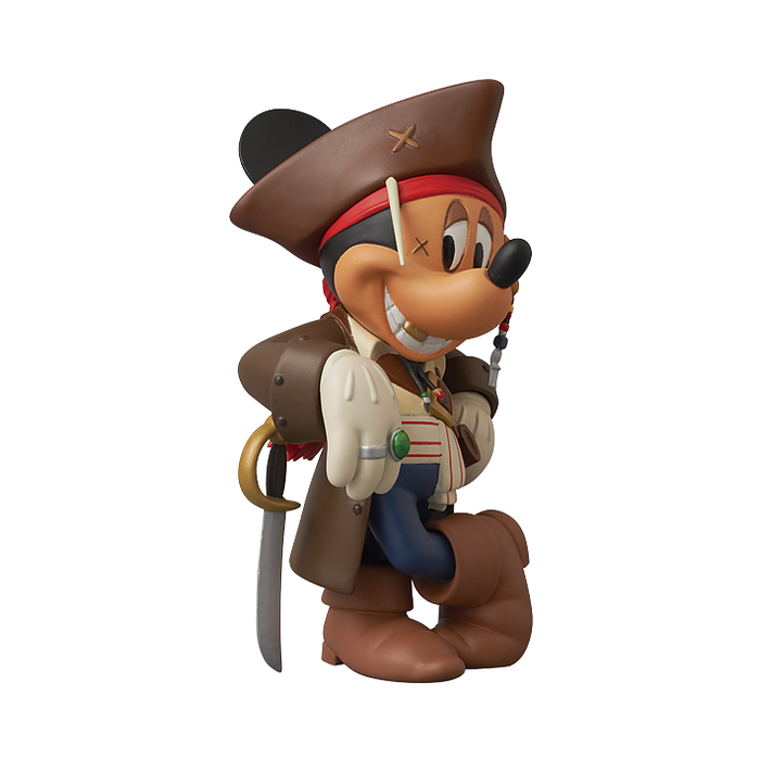 VCD Mickey Mouse Jack Sparrow Ver. 2.0