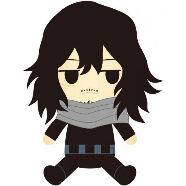 My Hero Academia : You and Friends Plush Toy: Aizawa