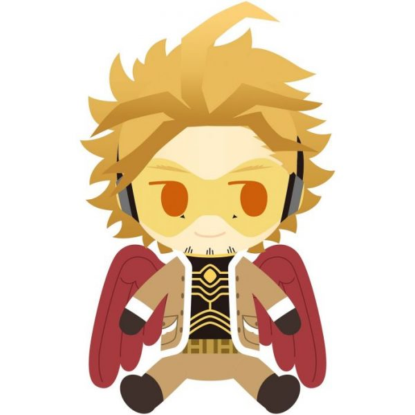 My Hero Academia : You and Friends Plush Toy: Hawks