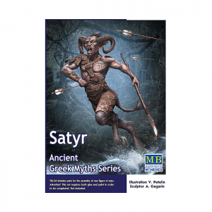 1/24 Ancient Greek Myths Series: Satyr