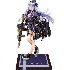 1/7 Girls' Frontline 416 MOD3 Heavy Damage Ver. Figure