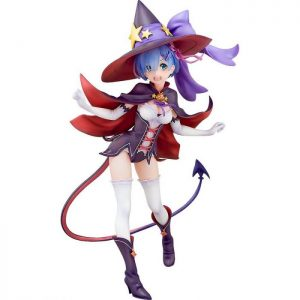 1/7 Re:ZERO -Starting Life in Another World-: Rem Halloween Ver. PVC