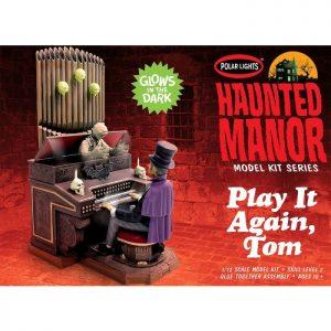 1/12 Haunted Manor: Midnight Spooky Organ Concert