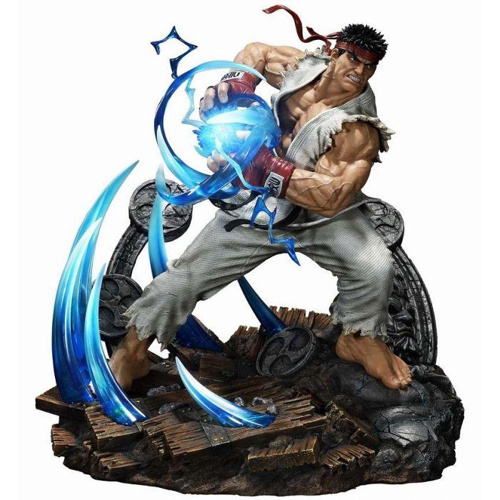 1/4 Premium Masterline Street Fighter V: Ryu Statue