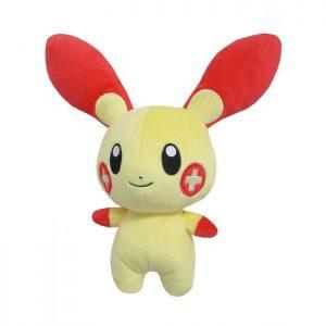 Pokemon: Plush Toy Plusle S-size