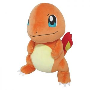 Pokemon: Plush Toy Charmander