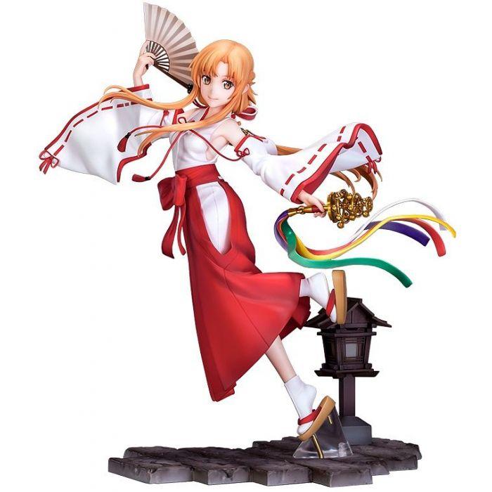 1/7 Sword Art Online Alicization War of Underworld: Asuna Miko Ver.