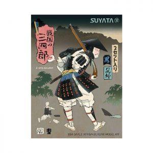 """1/24 Sengoku no Sanshirou """"Ashigaru"""""""