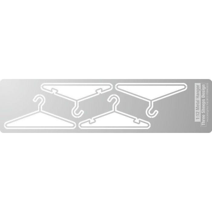 1/12 Metal Hangers