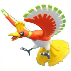Moncolle ML-01 Ho-Oh