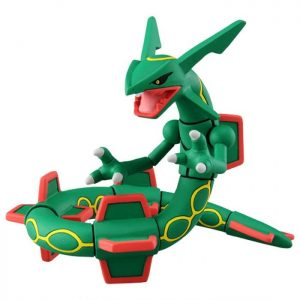 Moncolle ML-05 Rayquaza