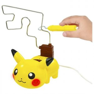 Electric Chu! Biribiri Pikachu Game
