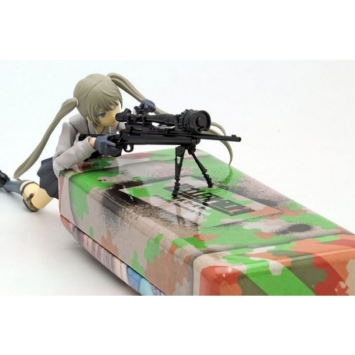 1/12 Little Armory  M24 Toko Sawashiro & Shoko Sawashiro Mission Pack